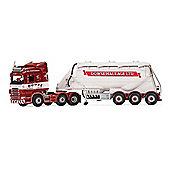 CORGI CC13769 Scania R Highline, Feldbinder Tanker, Dowse Haulage Ltd