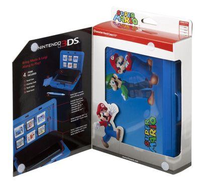 Official Mario Hard Case
