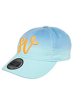F&F Ombre Street Vibe Baseball Cap - Blue