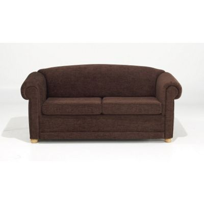 Chesterfield Sofa - Chocolate