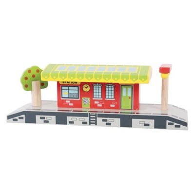 Bigjigs Rail Village Station