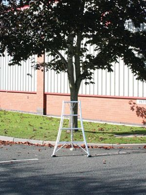 Ladders-Online Trade 1.2m (3.94ft) Standard - Garden Hedge Cutting Tripod Ladder