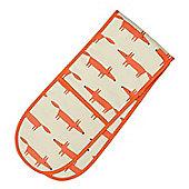 Scion Living Mr Fox Stone Double Oven Glove 16540111