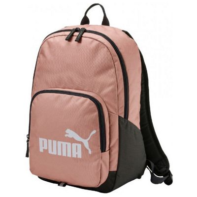 Puma Phase Sports Backpack Rucksack Bag - Peach