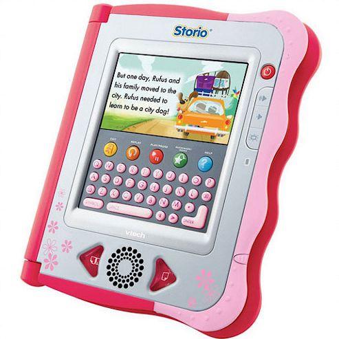 VTech Storio Pink Peppa Pig