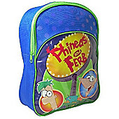 Character Phineas and Ferb Backpack