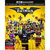 The Lego Batman Movie 4K Ultra Hd