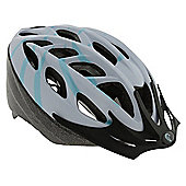 Ladies Inmold Bike Helmet 58-62cm