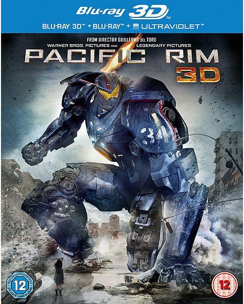 Pacific Rim (3D Blu-Ray & UV)