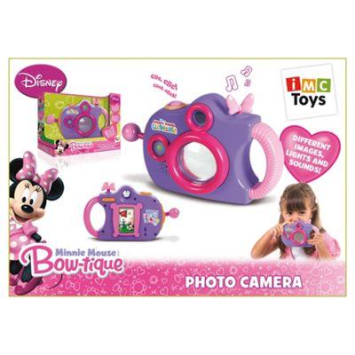 Minnie Mouse Pretend Camera