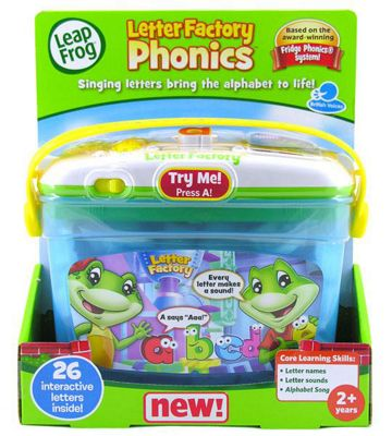 LeapFrog Letter Factory Phonics Playset