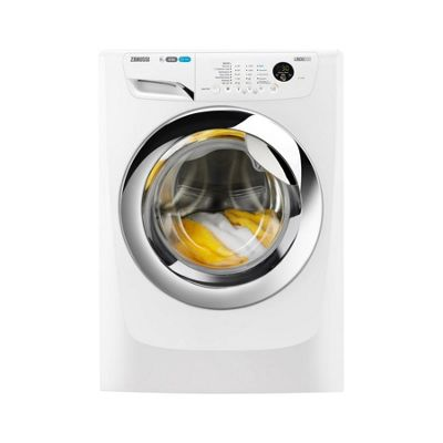 Zanussi ZWF81463WH A+++ Energy Rated 8kg Load Washing Machine with XXL Door in White
