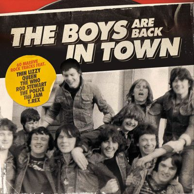 The Boys Are Back In Town (3Cd)