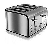Akai A20002 4 Slice Stainless Steel Toaster
