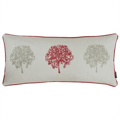 Riva Home Oakdale Red Cushion Cover - 30x65cm