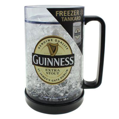 Freezer Guinness Tankard