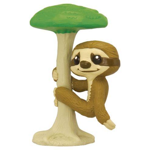 National Geographic Wild Animals Sloth Figure