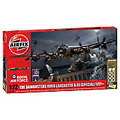 Airfix RAF Lancaster Dambuster Operation Chastise 1:72 Scale Gift Set
