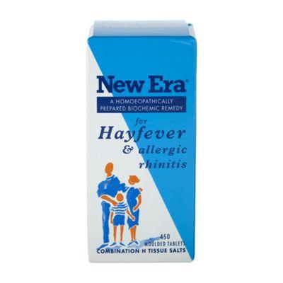 H Hay Fever Allergic Rhinitis