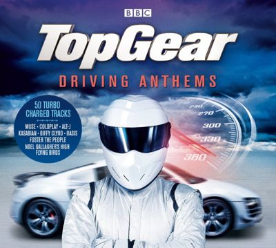 Top Gear Driving Anthems (3CD)