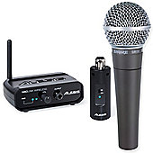 Shure SM58 Alesis MicLink Wireless - Wireless Dynamic Microphone Pack