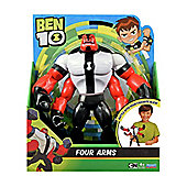 Ben 10 Super Deluxe Figure Four Arms