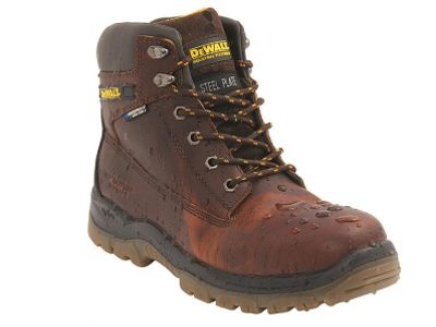 DeWALT Mens Titanium Safety Boots 10 UK, 44 EU Regular