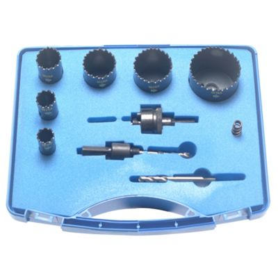 Ultra Specialist Plumbers Holesaw Kit