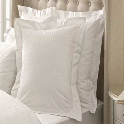 Sheridan Millennia Snow European Single Pillowcase 65x65cm