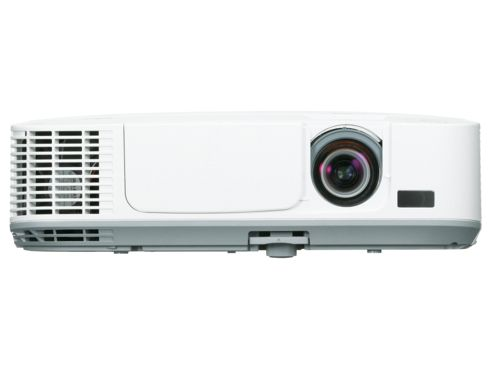 NEC Displays M271X LCD Projector 3000:1 2700 Lumens 1024x768 2.99kg (Networked)