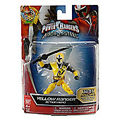 "Power Rangers Ninja Steel 5"" (Yellow Ranger)"