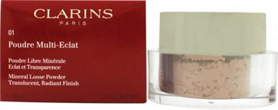Clarins Poudre Multi-Eclat Mineral Loose Powder 30g - 01 Light