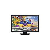 ViewSonic VG2433-LED (24 inch) LED Television 1000:1 300cd/m2 1920 x 1080 5ms