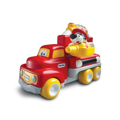 Little Tikes Handle Haulers Deluxe Fire Vehicle