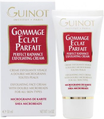 Guinot Gommage Eclat Parfait Perfect Radiance Exfoliating Face Cream 50ml