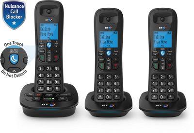 BT 3950 Trio Cordless Home Phone
