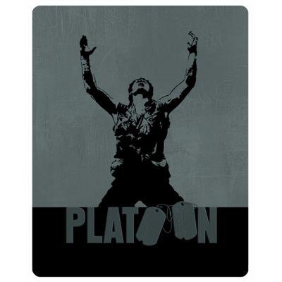 Platoon - Limited Edition Steelbook Blu-Ray + DVD