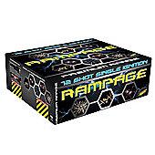 Rampage 72 Shot Firework