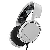 SteelSeries Arctis 3 7.1 Surround Gaming Headset - White