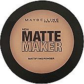 Maybelline Matte Maker Mattifying Powder 16g - 40 Pure Beige