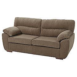 Aldbury Large 3 Seater Sofa, Taupe