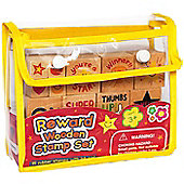 Meadow Kids Wooden Reward Stamp Set