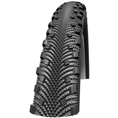 Schwalbe Sammy Slick Performance RaceGuard Dual Compound Folding Tyre 26 x 2.10 in Black