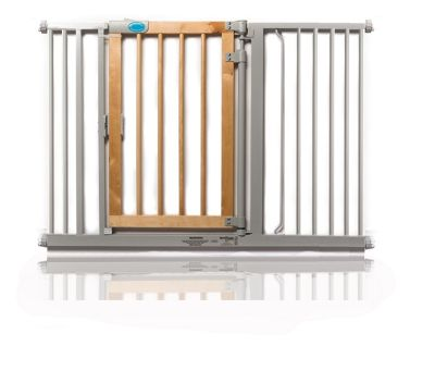 Bettacare Auto Close Gate Wooden with 14.4cm and 36cm Extensions