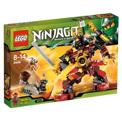 LEGO Ninjago Samurai Mech 9448
