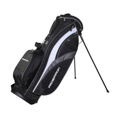 Prosimmon Golf Tour Stand Bag Black/Grey