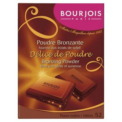 Bourjois Delice De Poudre-Peaux Mate Halees