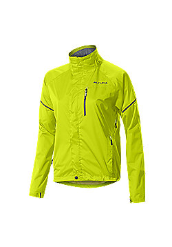 Altura Womens Nevis III Waterproof Cycling Jacket - Yellow