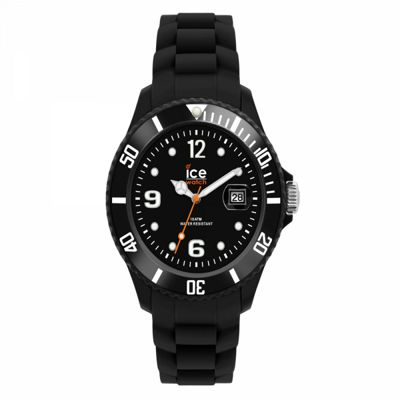 Ice-Watch Sili Forever Black Watch (Extra-Large) SI.BK.BB.S