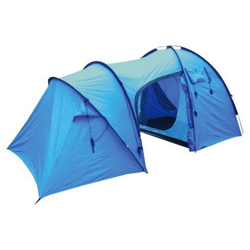 Tesco 4-Man Dome Family Tent